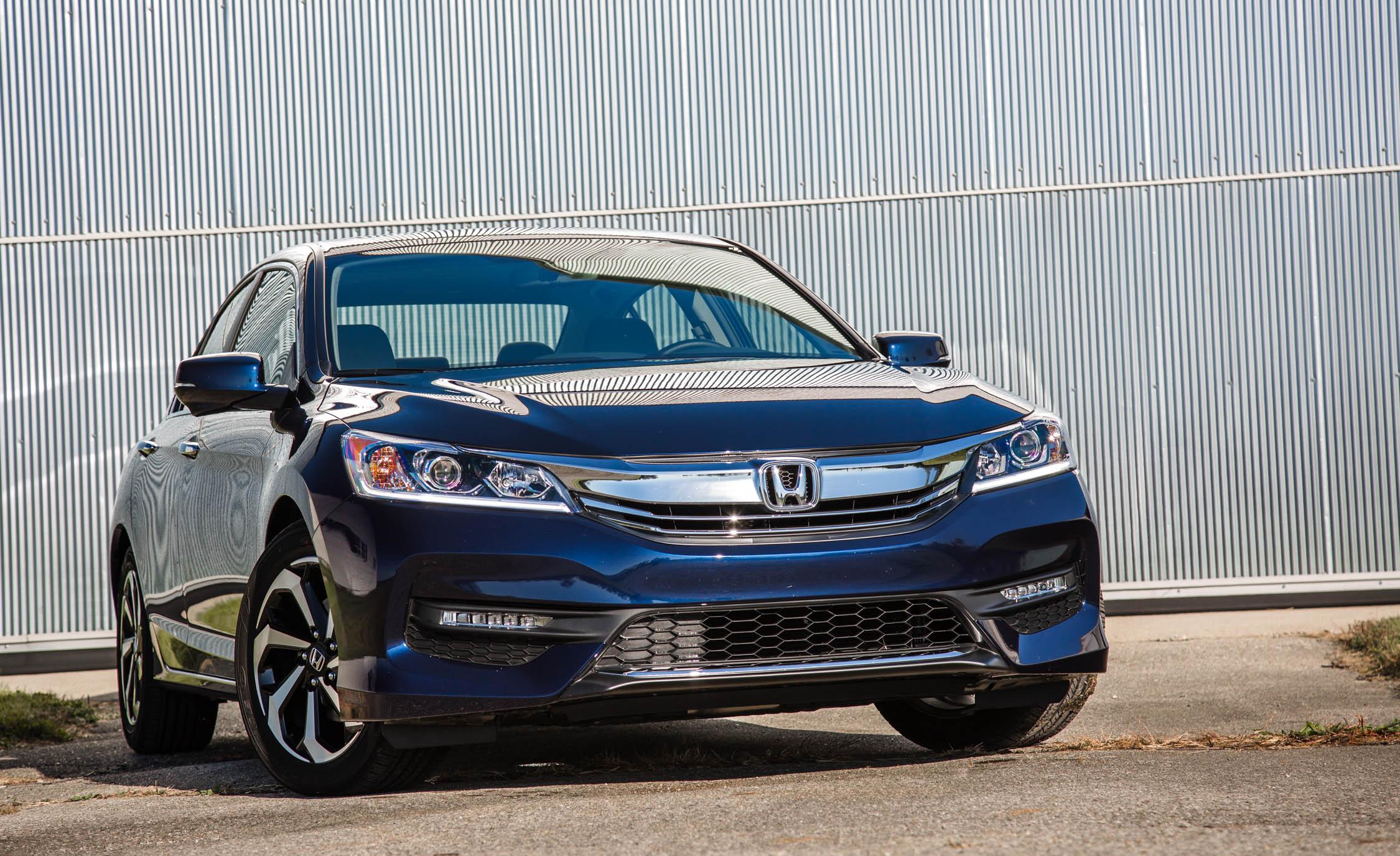 2016 Honda Accord EX Exterior Front