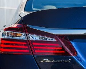 2016 Honda Accord EX Exterior Taillight