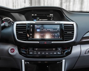 2016 Honda Accord EX Interior Center Head Unit