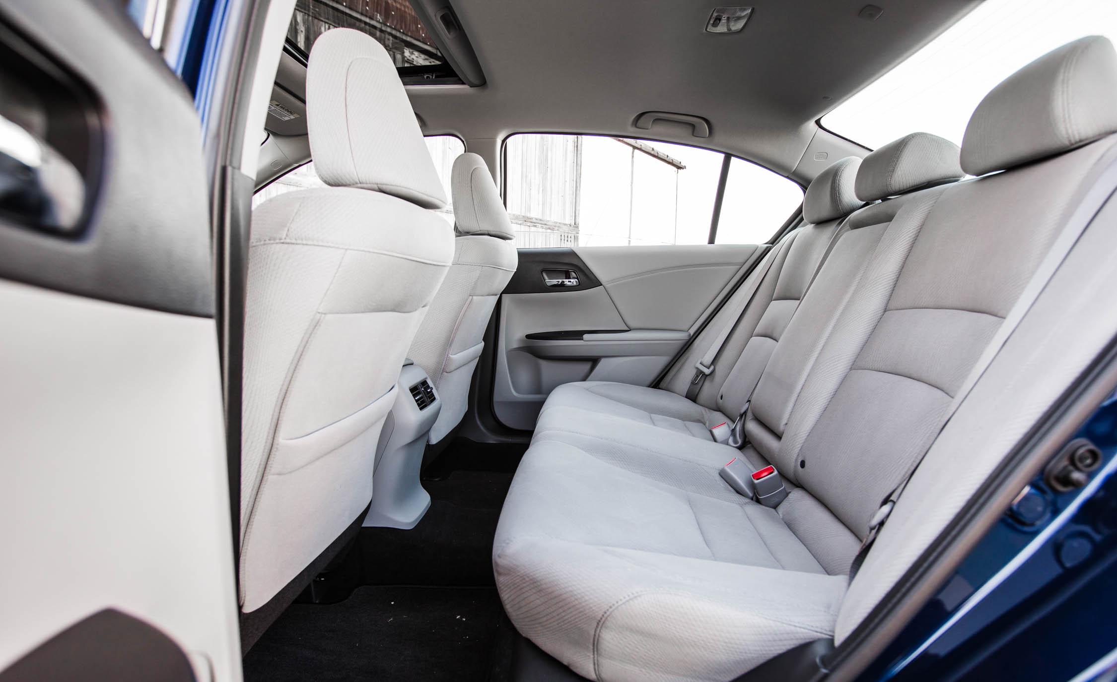 2016 Honda Accord EX Interior Rear