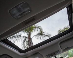 2016 Honda HR-V EX-L AWD Interior Panoramic Roof