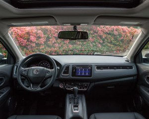 2016 Honda HR-V EX-L AWD Interior