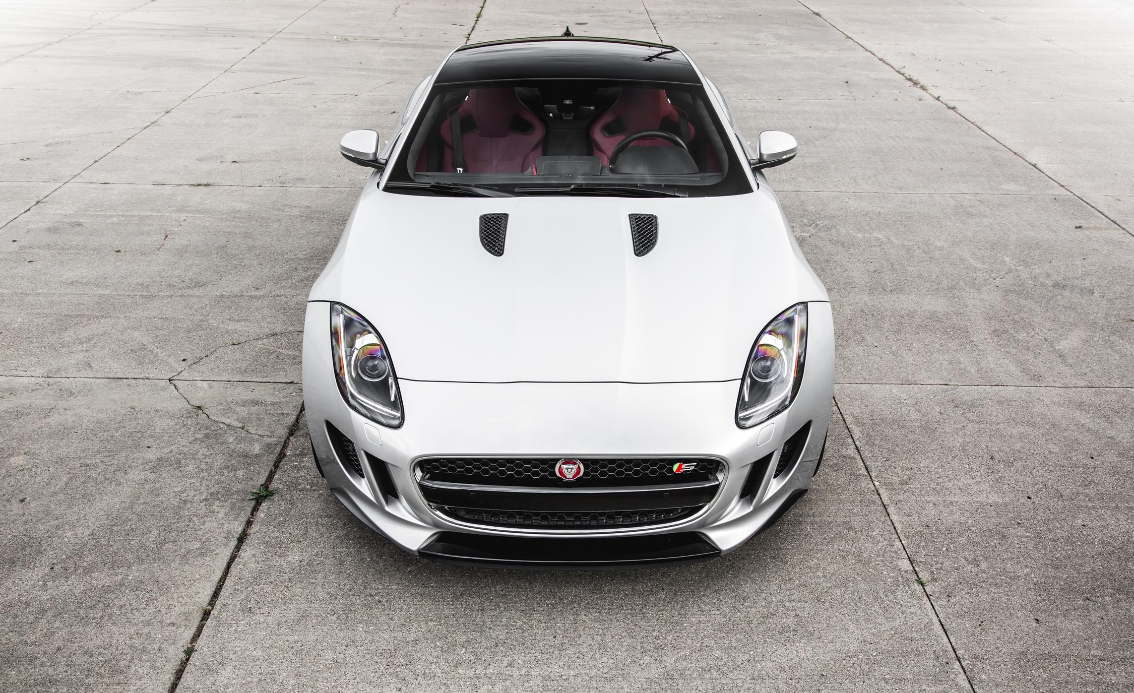 2016 Jaguar F-Type S Exterior Front