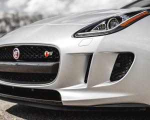 2016 Jaguar F-Type S Exterior Grille