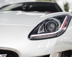 2016 Jaguar F-Type S Exterior Headlight