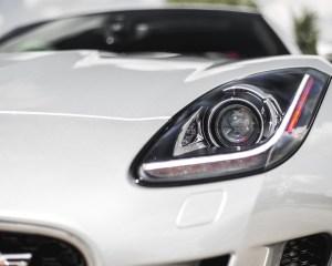 2016 Jaguar F-Type S Exterior Headlight