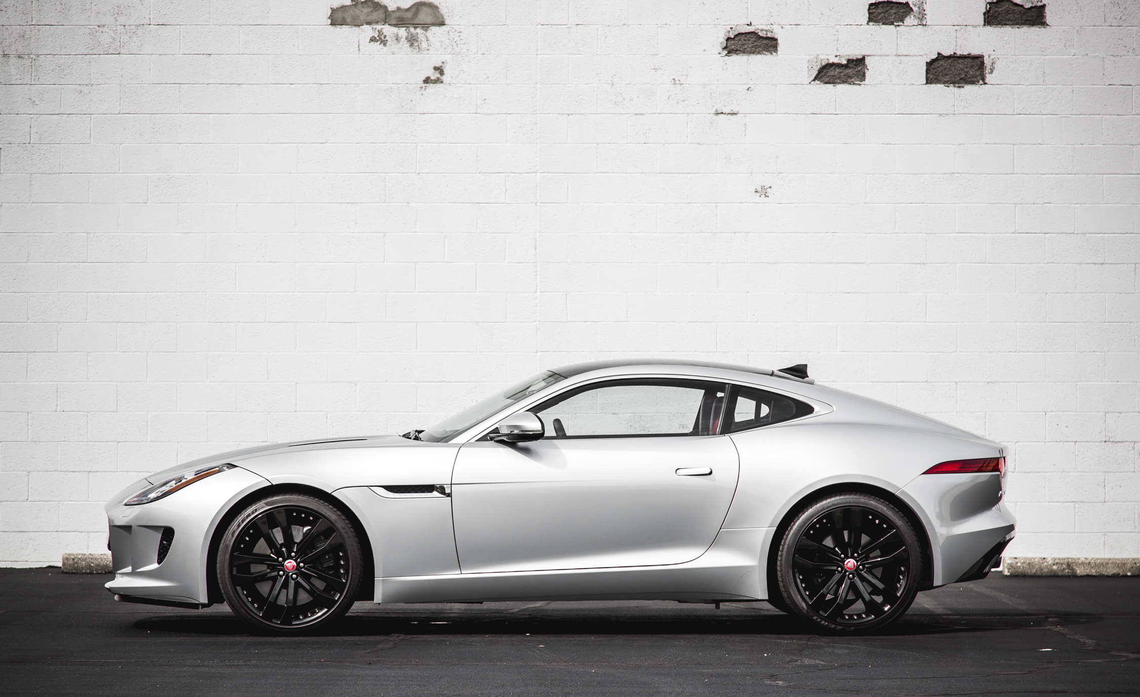 2016 Jaguar F-Type S Exterior Side