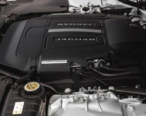 2016 Jaguar F-Type S Supercharged V6 Engine