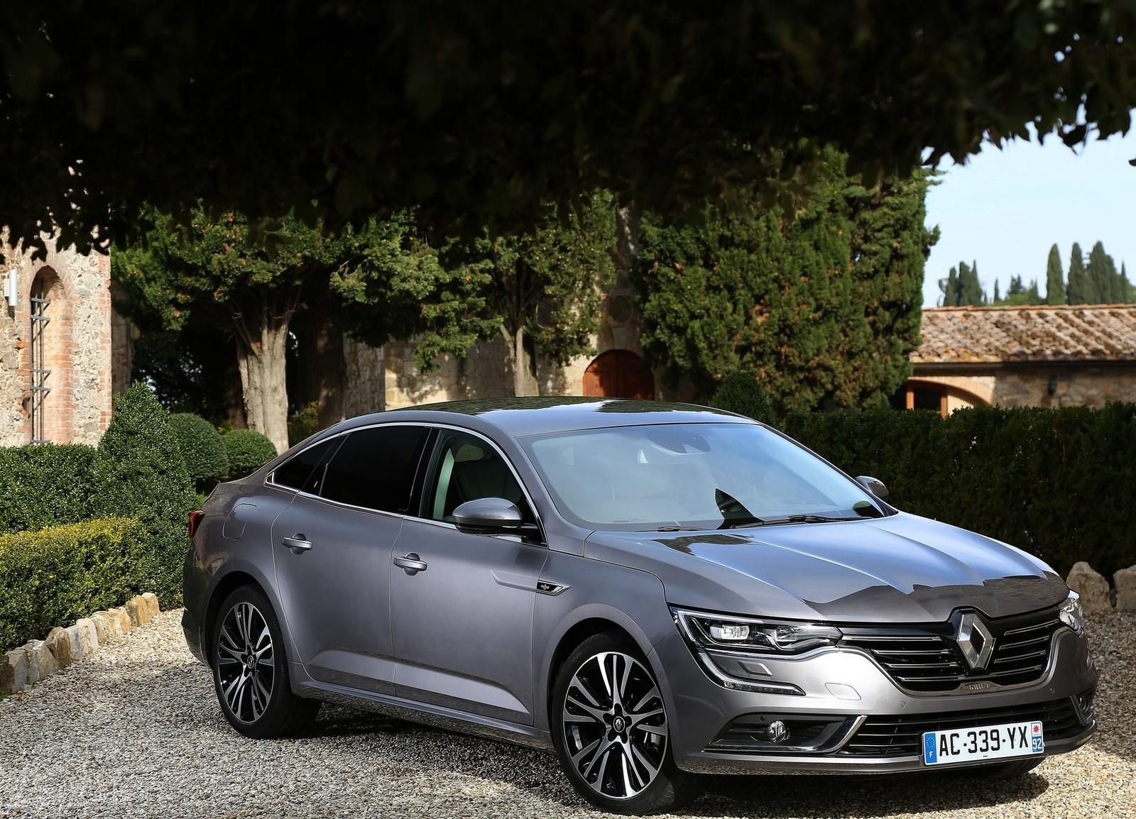 2016 Renault Talisman Exterior