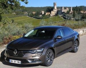 2016 Renault Talisman Overview