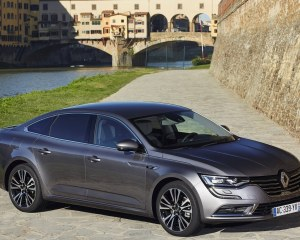 2016 Renault Talisman Side Design