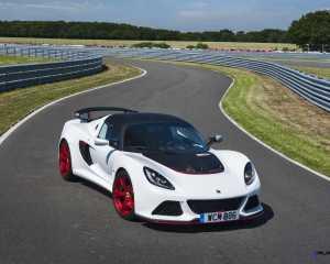 2016 Lotus Exige 360 Cup