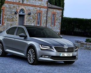 2016 Skoda Superb 4x4 Laurin & Klement