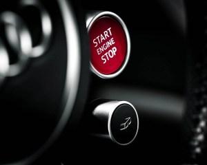 Audi R8 V10 Plus Start-Stop Engine