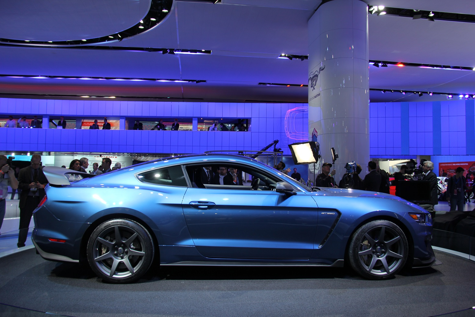 New 2016 Ford Mustang Shelby GT350R