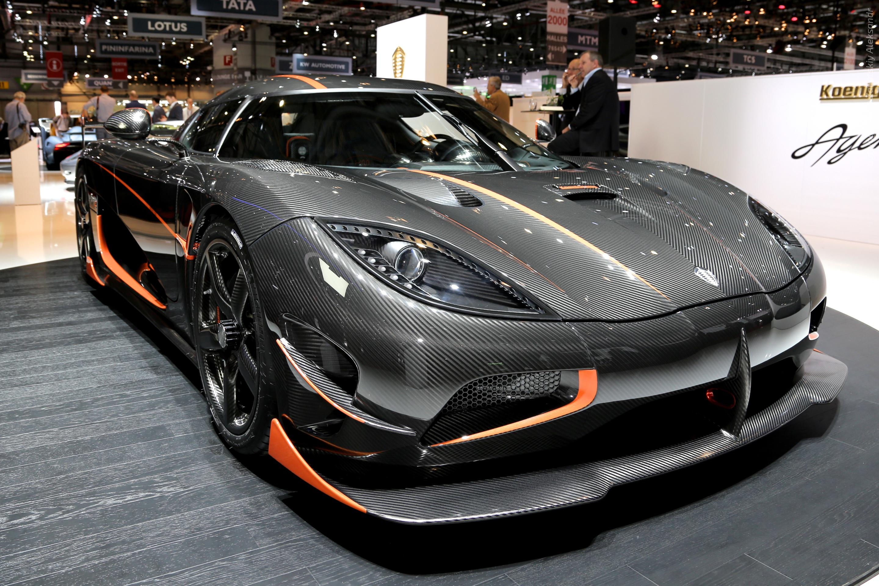 Exterior Preview: 2015 Koenigsegg Agera RS
