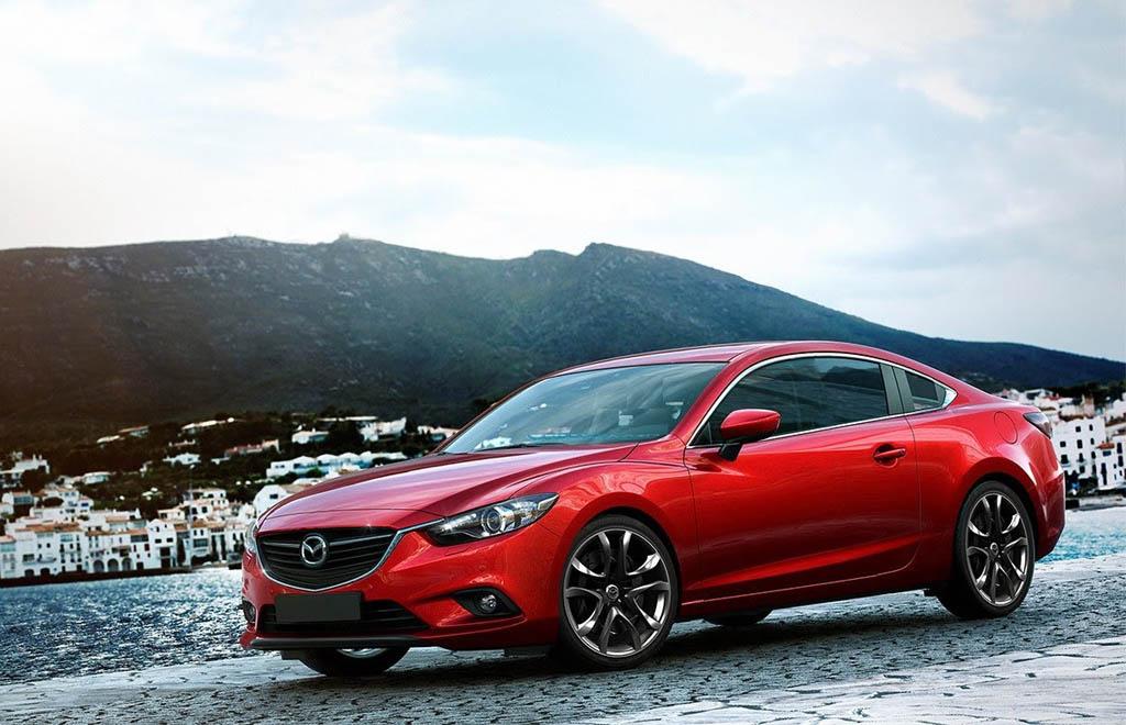 Exterior Preview: 2015 Mazda 6