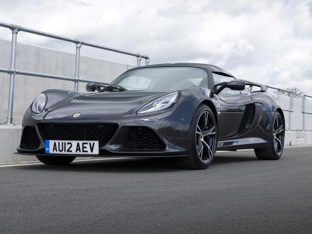 New 2015 Lotus Exige S