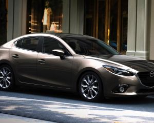 New 2015 Mazda 3 Hatchback