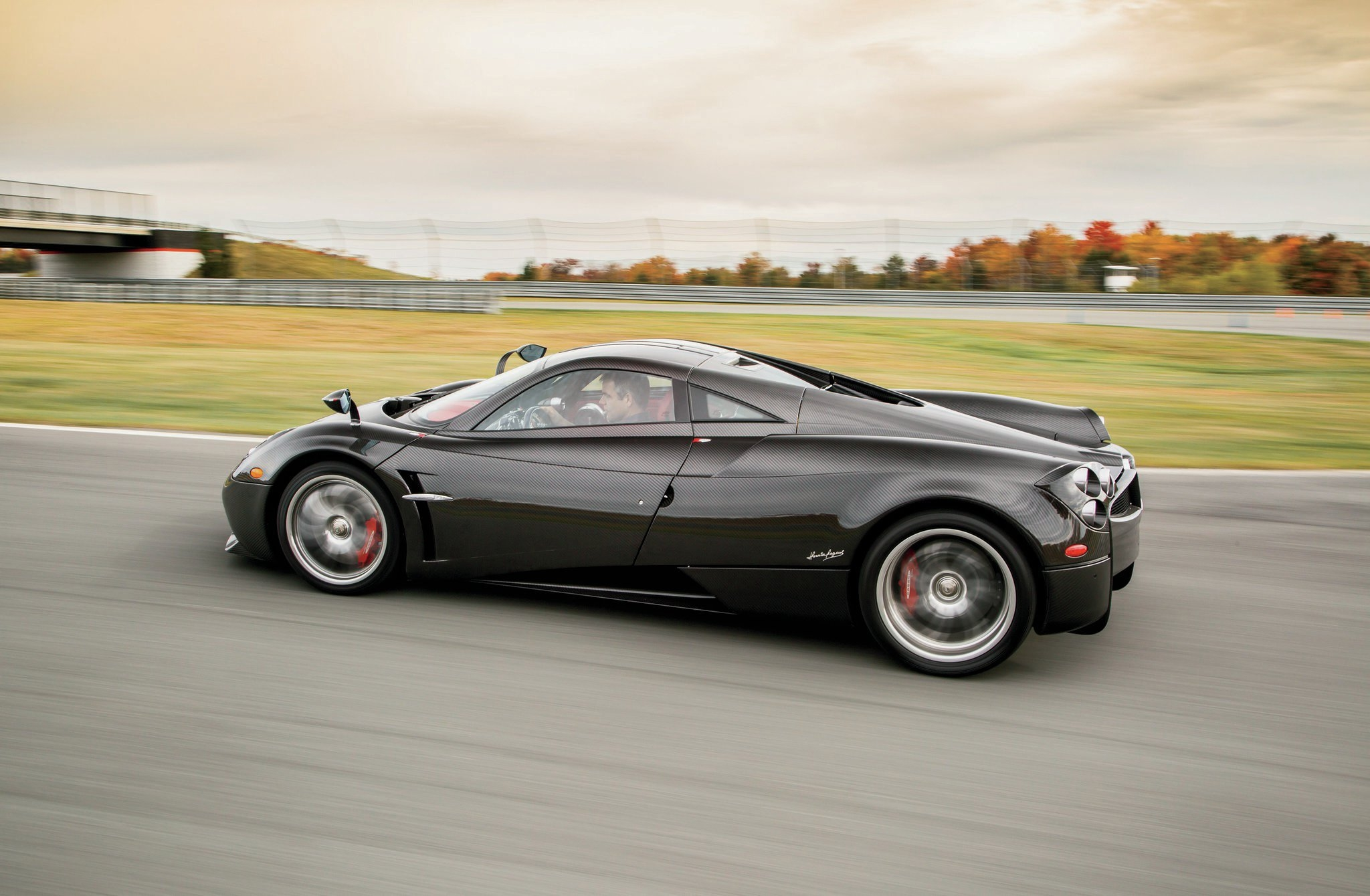 Performance: 2012 Pagani Huayra