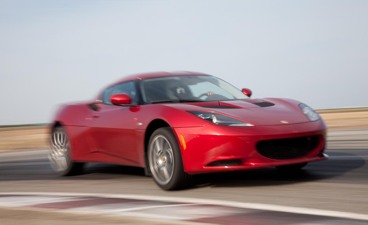 Performance Test: 2010 Lotus Evora