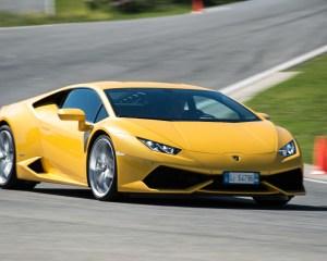 Performance Test: 2015 Lamborghini Huracan LP610-4