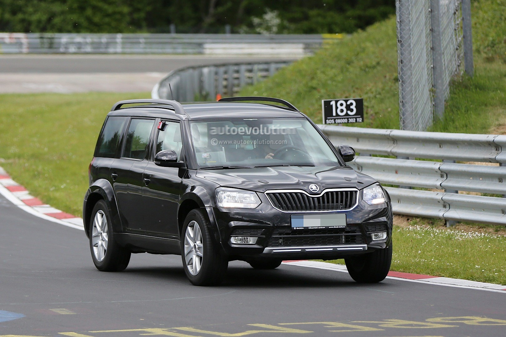 Performance Test: 2016 Skoda Snowman