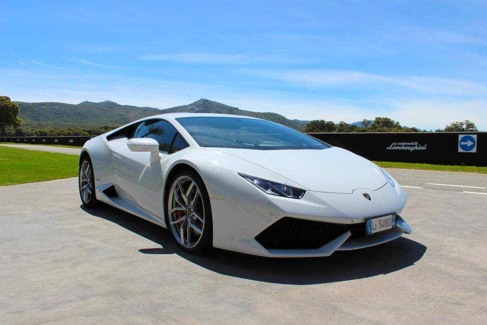 Preview: 2015 Lamborghini Huracán LP 610-4
