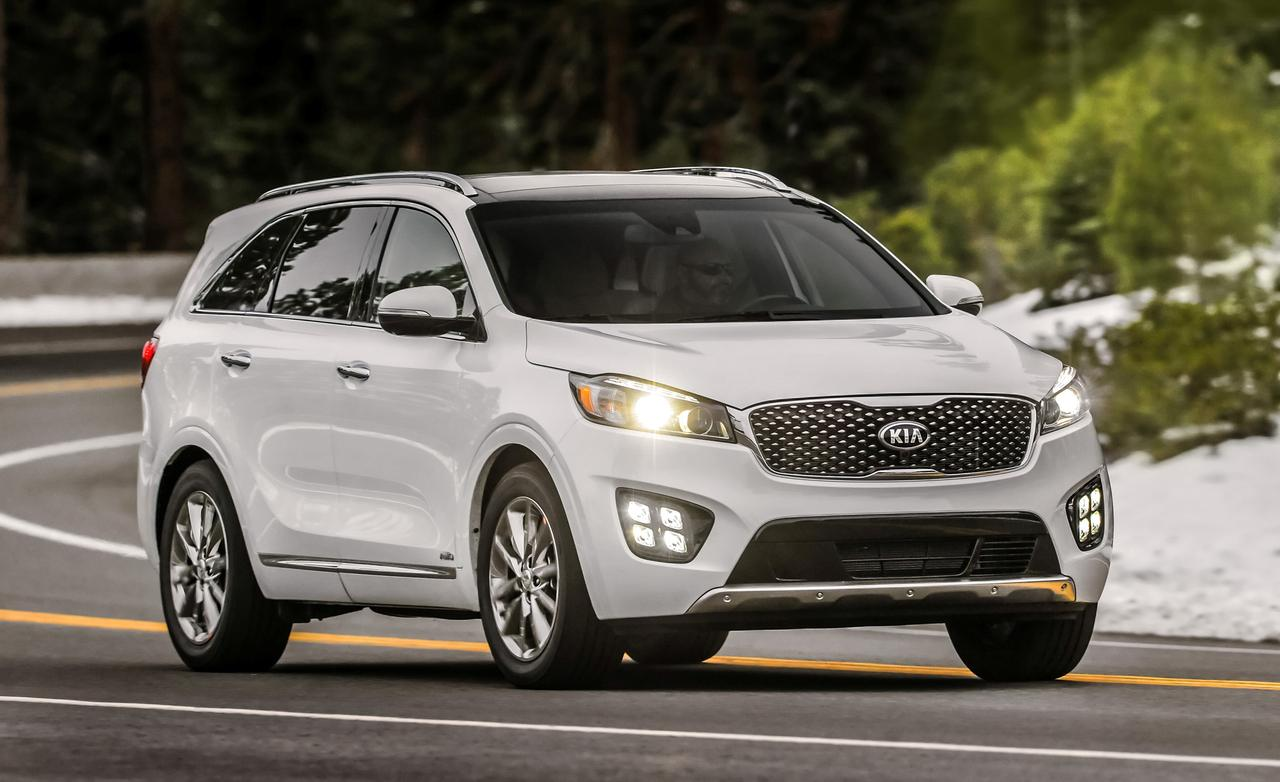 Preview: 2016 Kia Sorento Crossover SUV