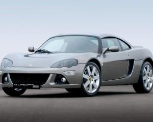 (Silver) Lotus Eco Elise 2008