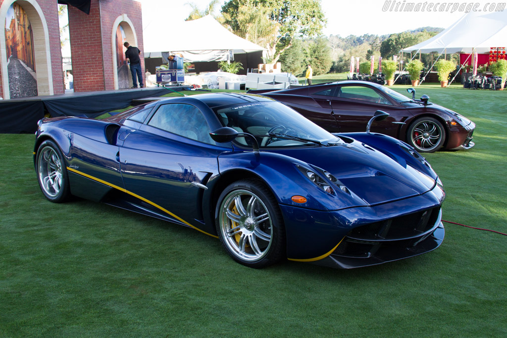 Sportcars: Pagani Huayra