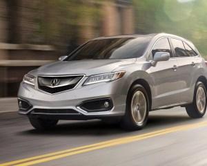 Test Drive: 2016 Acura RDX