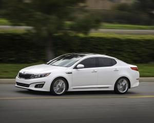 Test Drive: The 2015 Kia Optima