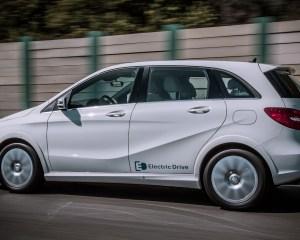 2014 Mercedes-Benz B-Class Test Drive