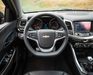 2015 Chevrolet SS Interior Cockpit