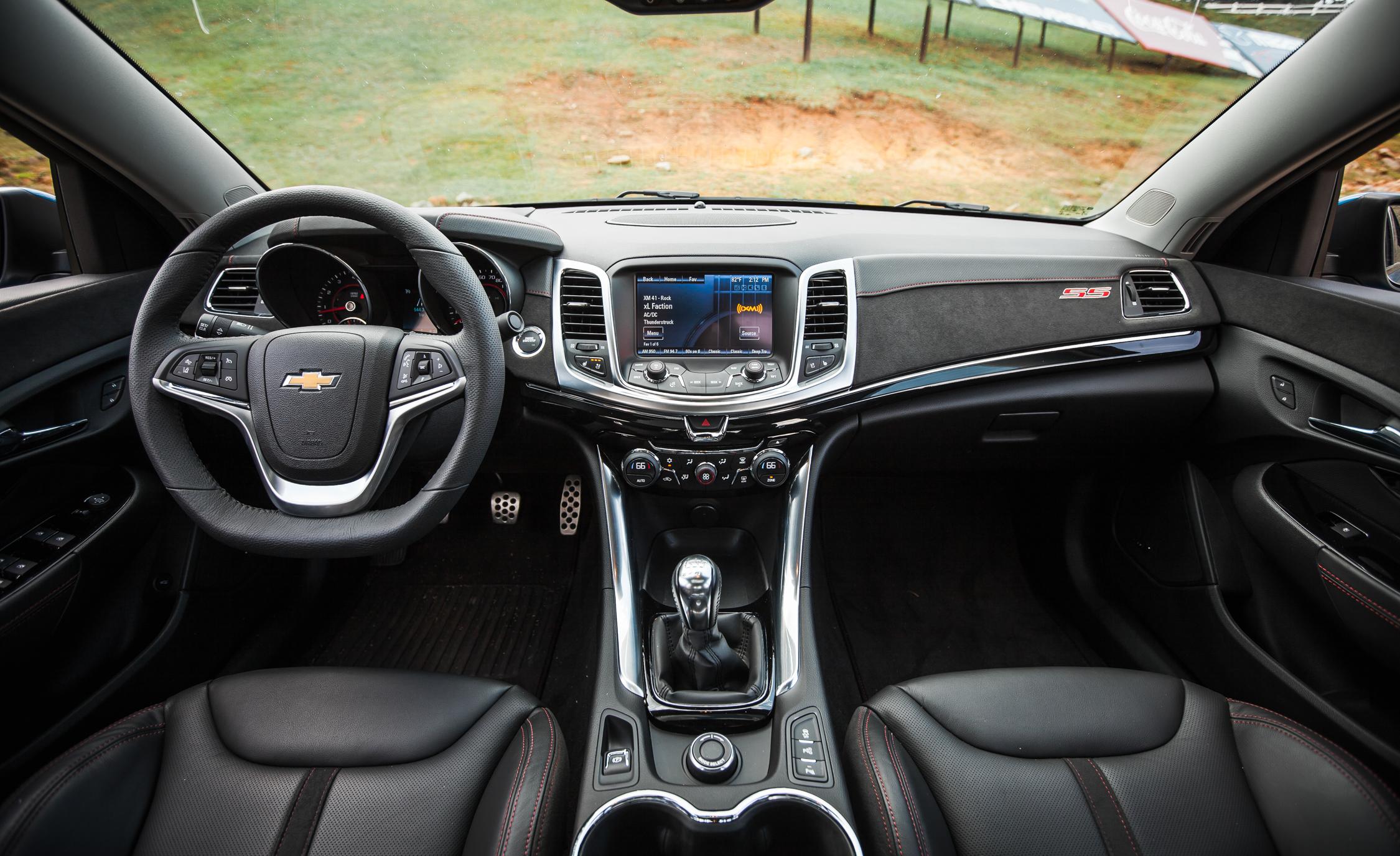 2015 Chevrolet SS Interior