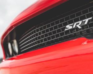 2015 Dodge Challenger SRT Hellcat Exterior Grille