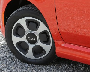 2015 FIAT 500e Exterior Wheel