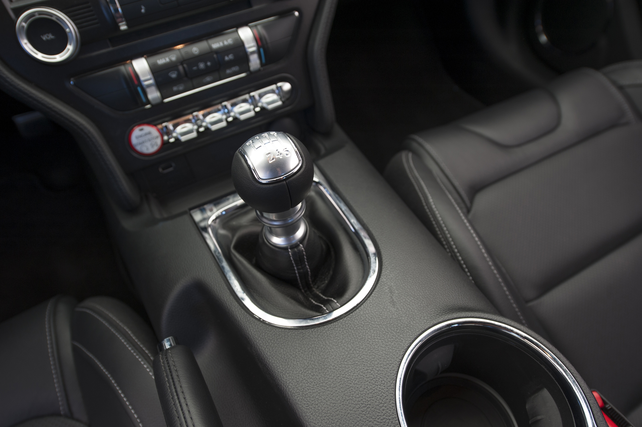 2015 Ford Mustang GT Gear Shift Knob