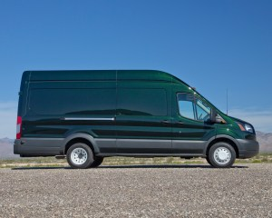 2015 Ford Transit 150 350HD Review