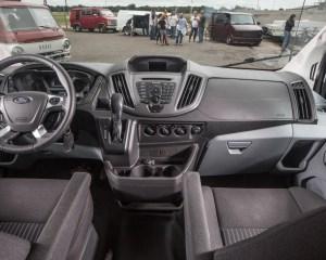 2015 Ford Transit 150 EcoBoost Interior