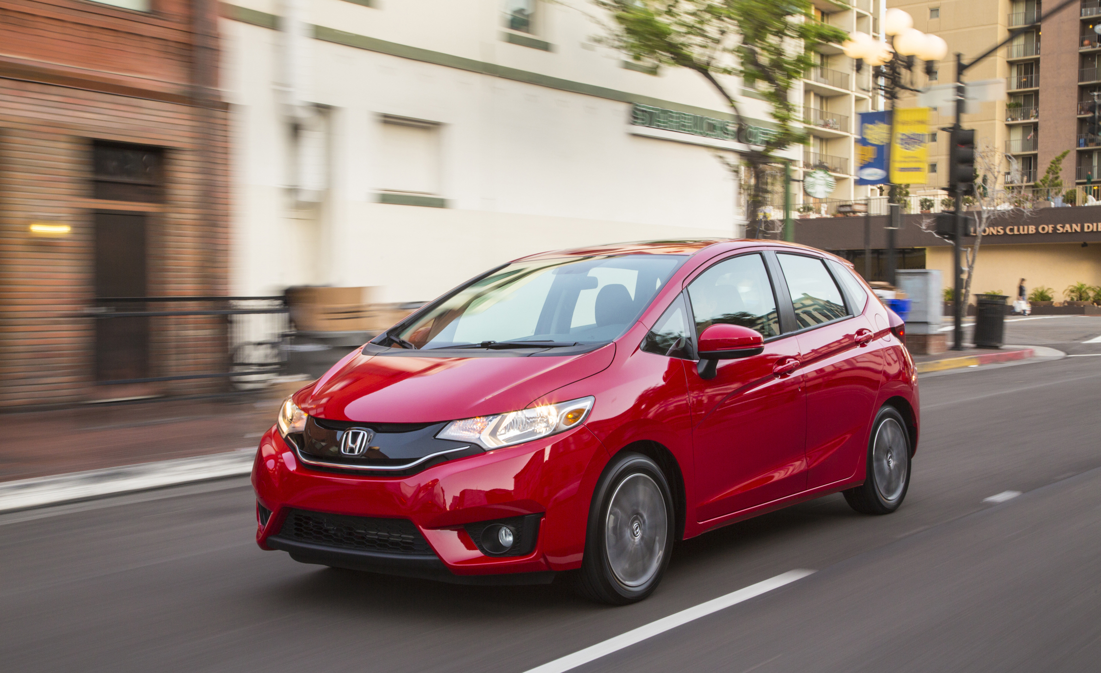 2015 Honda Fit Test Drive