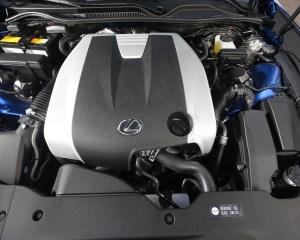 2015 Lexus RC350 F Sport 3.5-Liter V-6 Engine