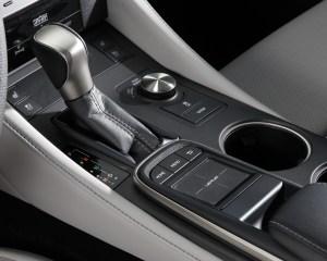 2015 Lexus RC350 F Sport Shift Gear Knob