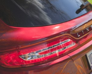 2015 Lincoln MKC 2.3 EcoBoost AWD Taillight