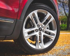 2015 Lincoln MKC 2.3 EcoBoost AWD Wheel