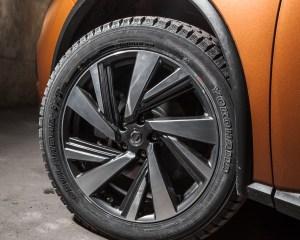 2015 Nissan Murano Platinum AWD Exterior Wheel