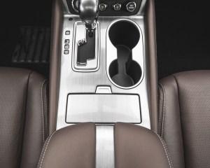 2015 Nissan Murano Platinum AWD Interior Gear Shift Knob
