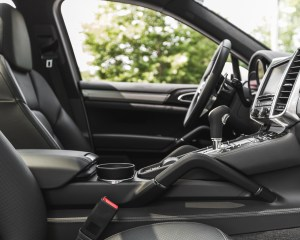 2015 Porsche Cayenne S E-Hybrid Interior Seats