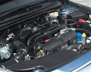 2015 Subaru Legacy 2.5i Limited PZEV Engine